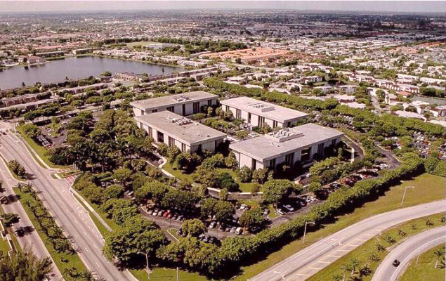 Lennar Corporate Center-Miami-Florida