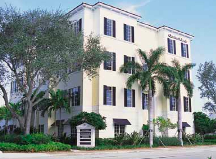 A boutique 16,000 sf Office Building-Downtown Delray Beach-Florida