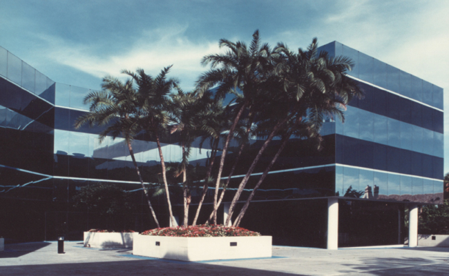 Sanctuary Office Complex-Boca Raton-Florida