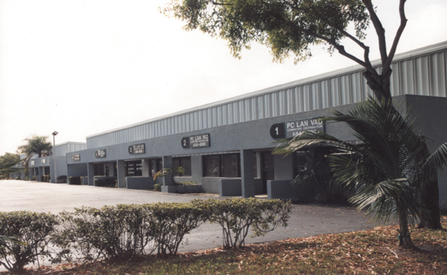 Square One Industrial Complex-West Palm Beach-Florida