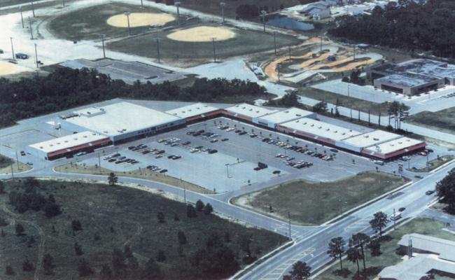 Rutgers Plaza-Jacksonville-Florida