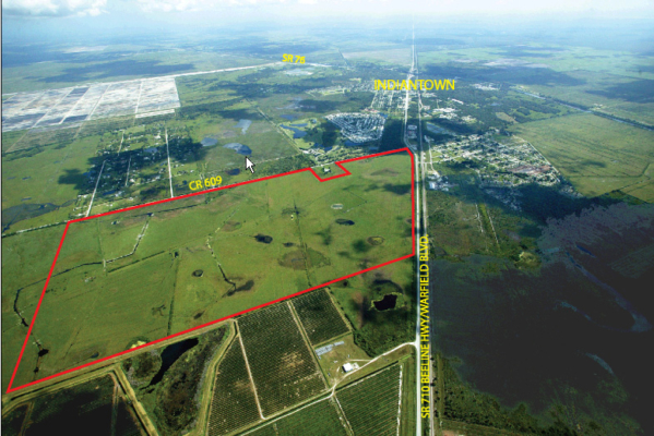572 acres-Quillen Acreage-Indiantown-Florida