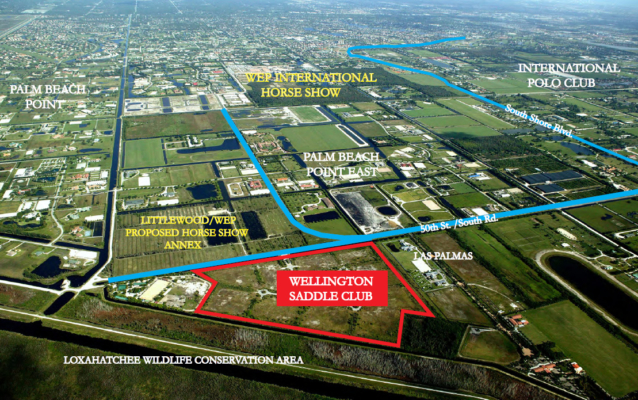 49 acre foreclosed Equestrian Sub-Division-Wellington-Florida