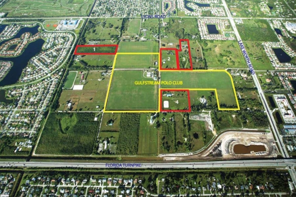 Land Foreclosures, Gulfstream Polo-Lake Worth-Florida