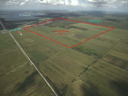 Agricultural Development Acreage-Martin County-Florida