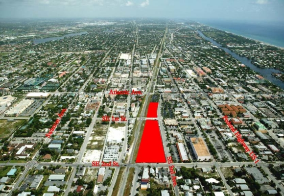 The Strand Development Parcel-Delray Beach-Florida