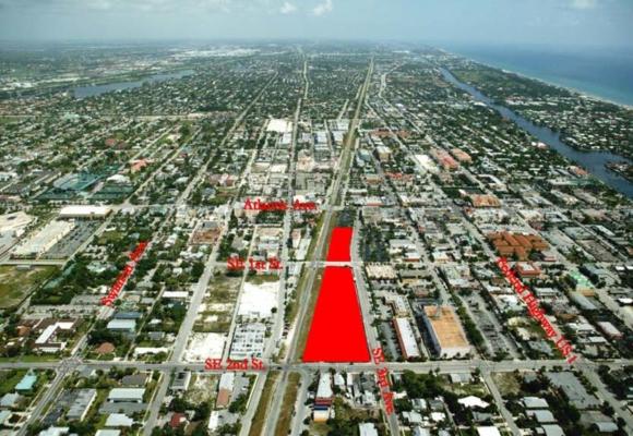 The Strand Development Parcel-Delray Beach-Florida